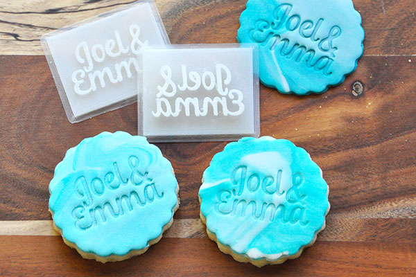 Personalised cookies Australia