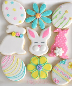 Easter biscuit cookie class