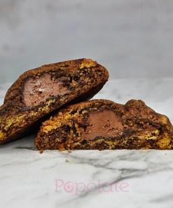 Choc center cookie