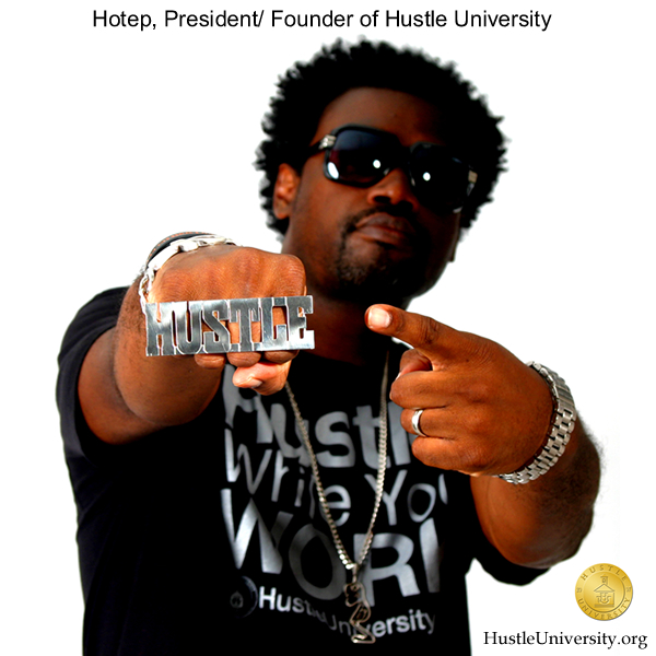 #interview Welcome to Hustle University Pt. 2