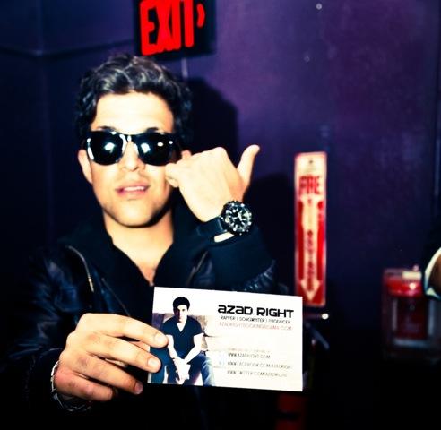 Artist Spotlight: Azad Right