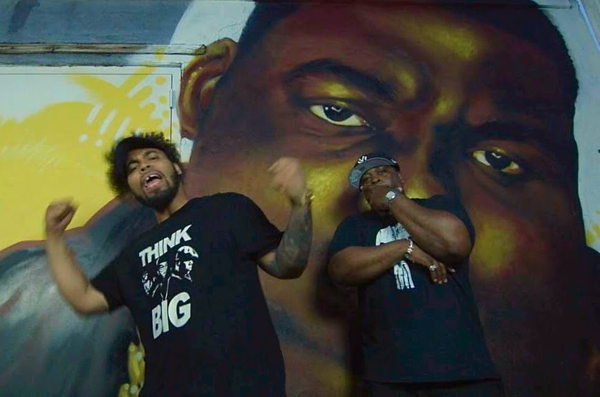 Bruse Wane, Chris Rivers Behind The Scenes [Venom] Video Shoot