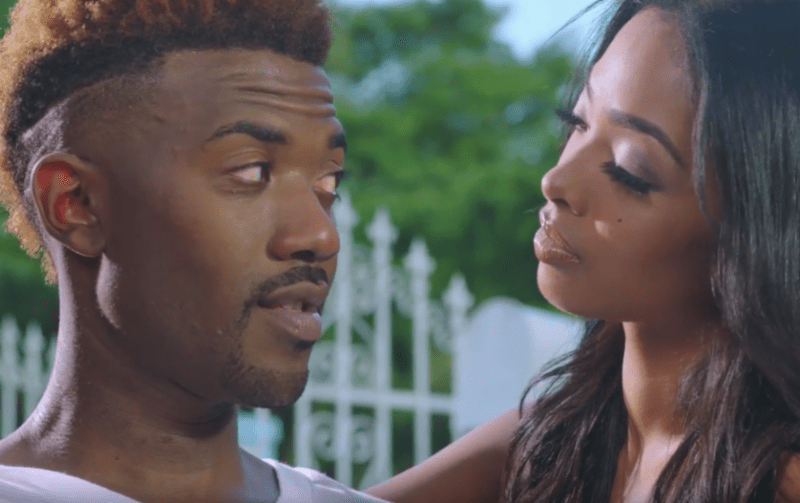 "Video – Ray J ""Be With You"" co-starring Princess Love"