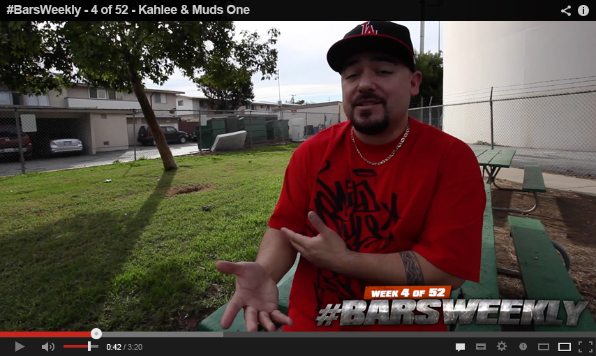 Video: Kahlee & Muds – #BarsWeekly Ep. 4 of 52