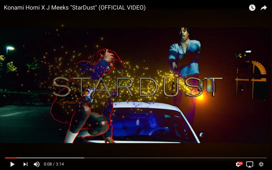 Video: Konami Homi Ft. J.Meeks – Star Dust