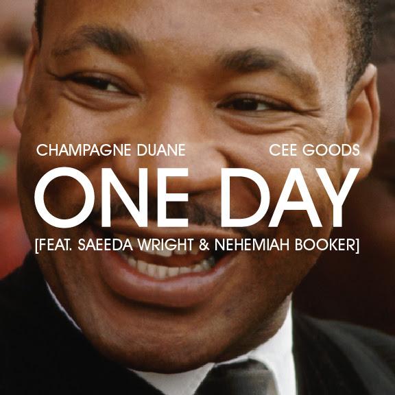 New Music: Champagne Duane ft Saeeda Wright & Nehemiah Booker – One Day