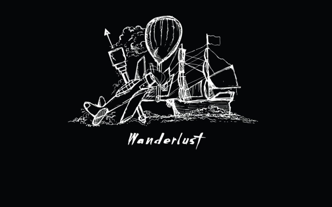 Album: Justin and the Honored None – Wanderlust