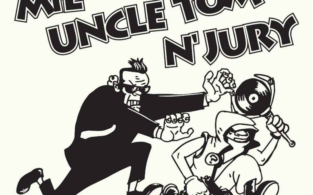 [Audio] MrE – Uncle Tom 'N Jury @Darkness_cometh