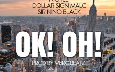 [Audio] Capone – Ok Oh! feat. N.O.R.E, Dollar Sign Malc & Sir Nino Black   @CaponeQB
