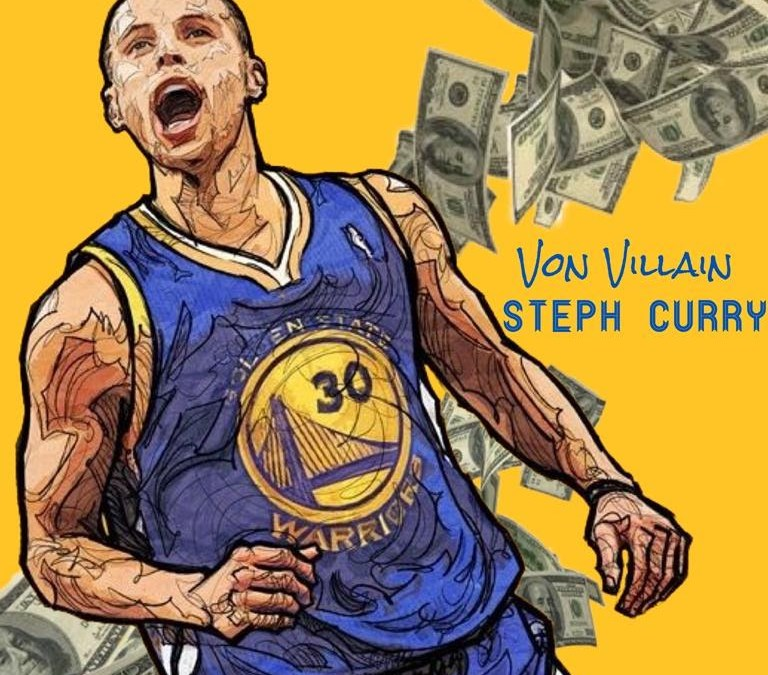 [Audio]  Von Villain – Steph Curry | @Von_Villain
