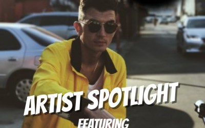 [Podcast] Artist Spotlight – TOPE | @itsTOPE