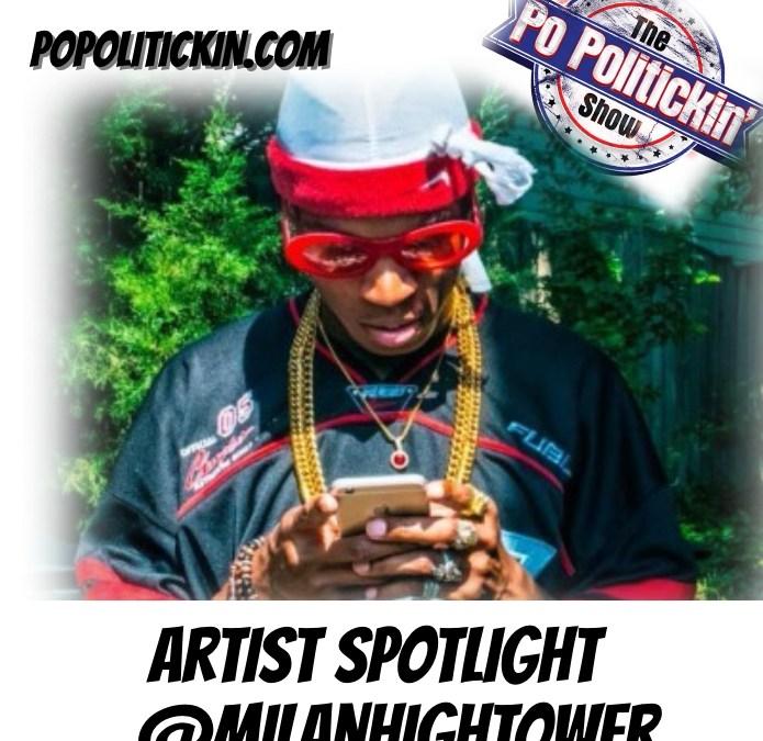 [Podcast] Artist Spotlight @MilanHightower