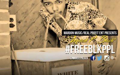 [Audio] Marcel P. Black – FreeBLKPPL | @MarcelPBlack