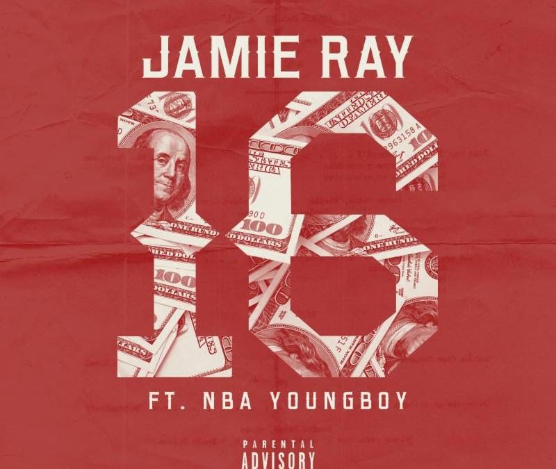 [Audio] Jamie Ray x NBA Youngboy – 16 | @jamieraymusic