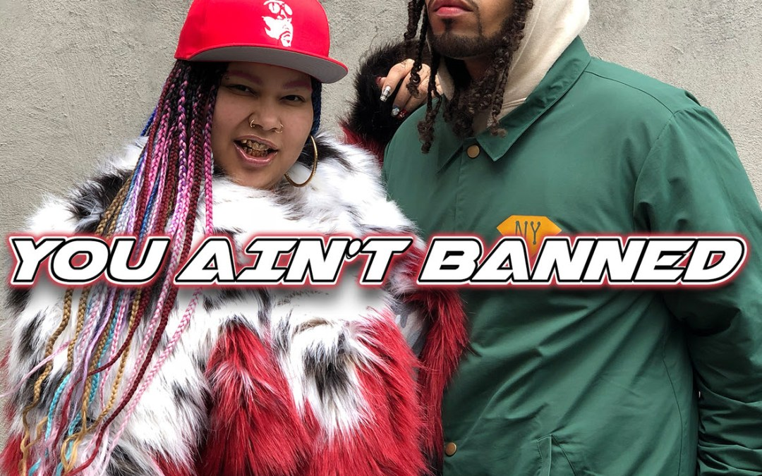 [Audio] Chris Rivers & Star Rios- You Ain't Banned (Freestyle) | @OnlyChrisRivers @StarRiosTheView