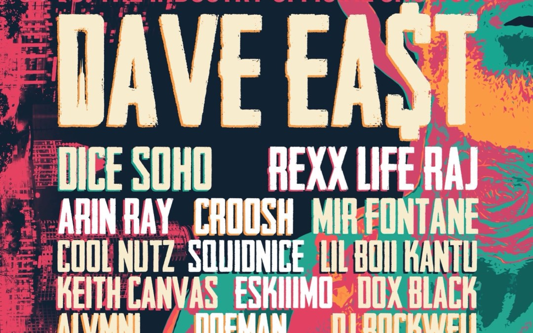 "Cool Nutz Performs At SXSW w/ Dave East, Rexx Life Raj + Releases ""Up"" ft Nipsey Hussle"