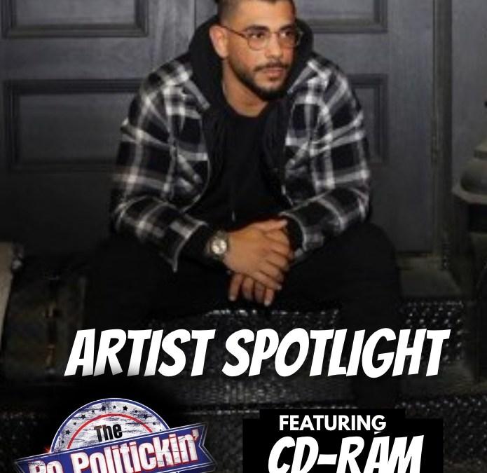 [Podcast] Artist Spotlight – CD-Rám | @rameeyac