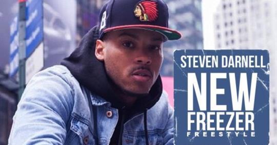 [Audio] Steven Darnell – New Freezer Freestyle | @sdarnellart