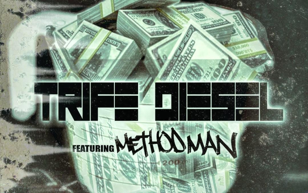 [Audio] Trife Diesel feat. Method Man – Pyrex Dreams | @trifediesel @methodman