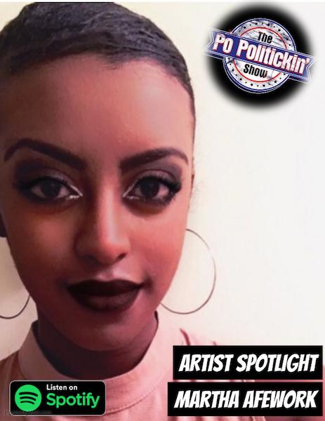 [Podcast] Artist Spotlight – Martha Afework | @martha_afework