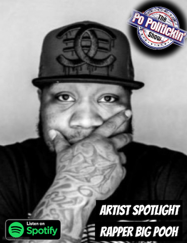 [Podcast] Artist Spotlight – Rapper Big Pooh Pt 2 | @RapperBigPooh