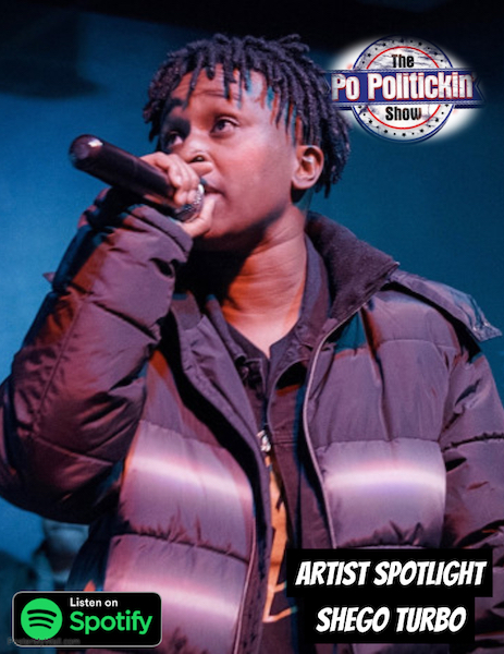 [Podcast] Artist Spotlight – SheGo Turbo | @shegoturbo