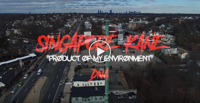 "[Video] Singapore Kane – ""My Environment"" [prod. DNA] @SingaporeKane"