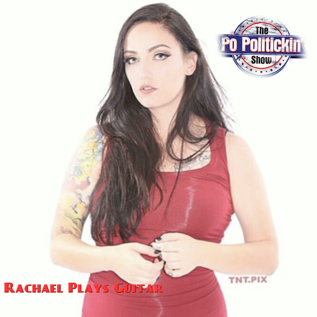 [Podcast] Artist Spotlight – Rachael Plays Guitar @Rachplaysguitar