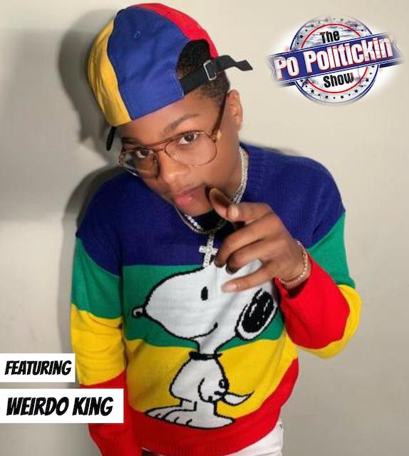 [Podcast] Artist Spotlight -Weirdo King @weirdokingofficial
