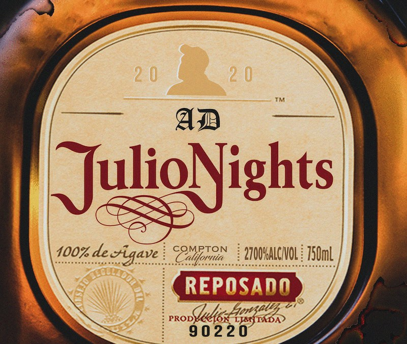 AD Releases 'Julio Nights' Project  ft. Wiz Khalifa, O.T. Genasis & SOBxRBE