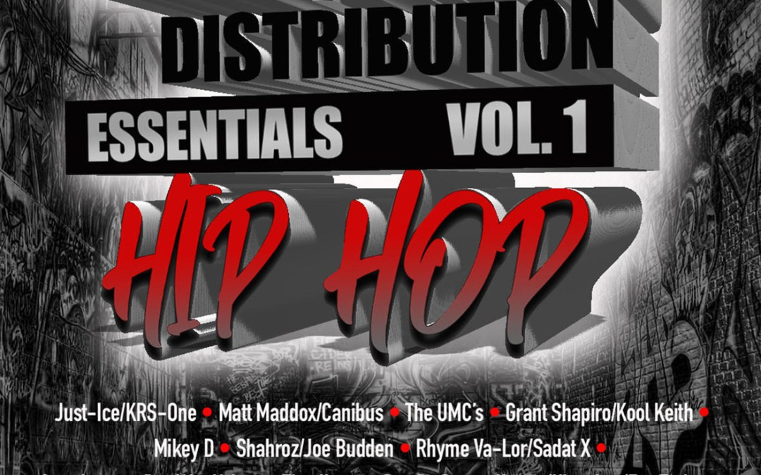 "WHO?MAG Distribution Essentials"" Vol. 1 (Hip Hop) & Vol. 2 (R&B)"
