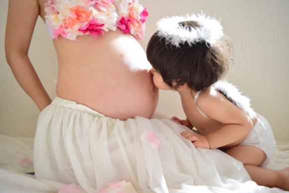 妊娠7ヶ月,お腹の張り
