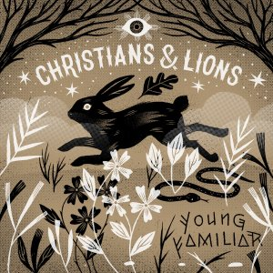 Christians and Lions Young Familiar artwork