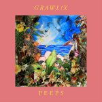 Grawl!x Peeps album art work