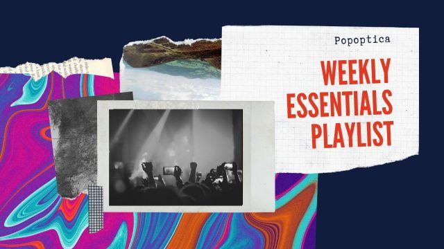 Weekly Essentials playlist