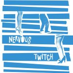 Nervous Twitch album 4 sleeve design iteration