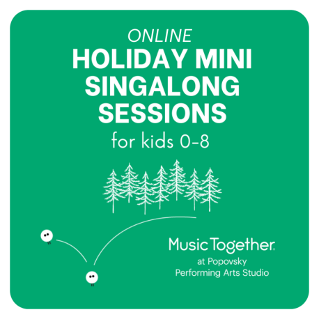 Mini Singalong Sessions All Ages