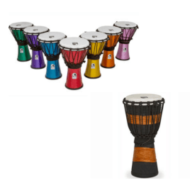 Djembes (for Rhythm Kids!)