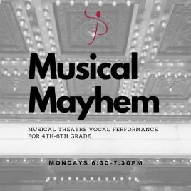 Musical Mayhem for 4th through 6th Grade