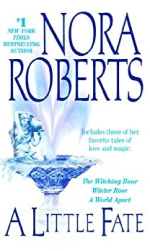 A Little Fate by Nora Roberts - Poppies and Jasmine
