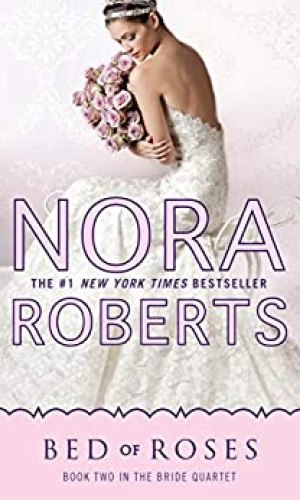 Bed Of Roses by Nora Roberts - Poppies and Jasmine