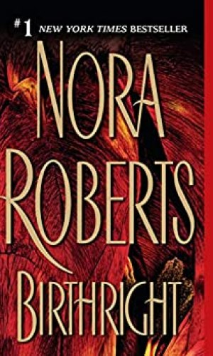 Birthright by Nora Roberts - Poppies and Jasmine