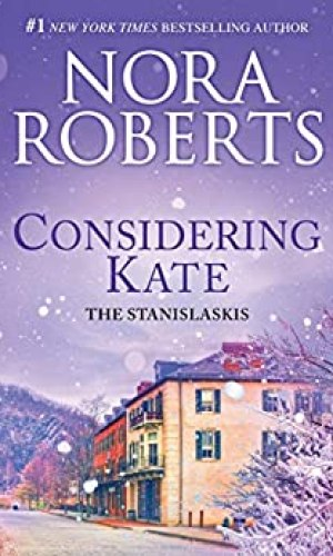 Considering Kate by Nora Roberts - Poppies and Jasmine