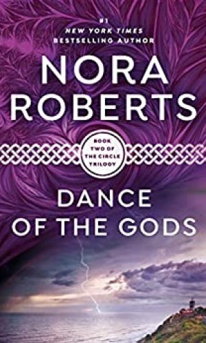 Dance Of The Gods by Nora Roberts - Poppies and Jasmine