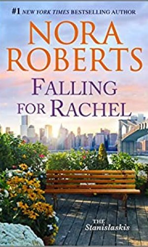 Falling For Rachel by Nora Roberts - Poppies and Jasmine