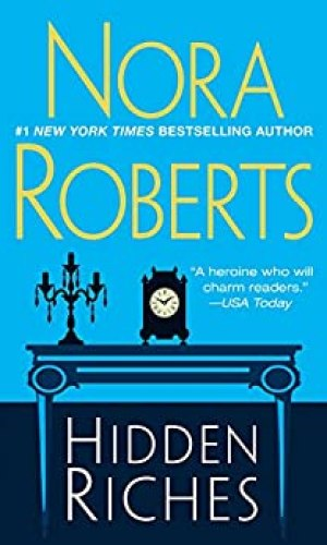 Hidden Riches by Nora Roberts - Poppies and Jasmine