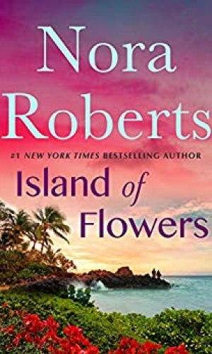 Island Of Flowers by Nora Roberts - Poppies and Jasmine