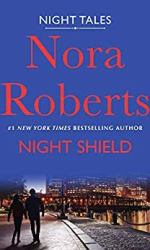 Night Shield by Nora Roberts - Poppies and Jasmine