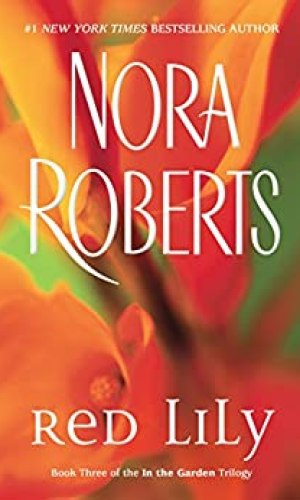Red Lily by Nora Roberts - Poppies and Jasmine