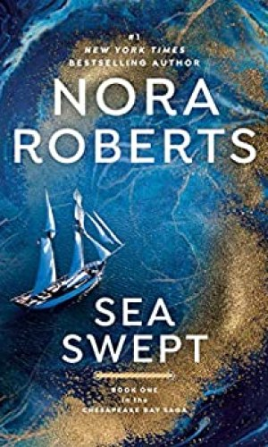 Sea Swept by Nora Roberts - Poppies and Jasmine